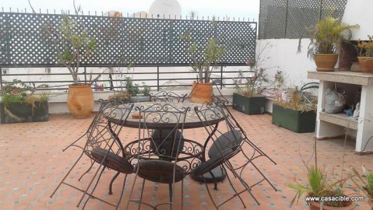 photo annonce For rent Apartment Gauthier Casablanca Morrocco