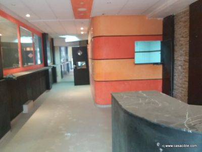 For rent commercial office in Casablanca Gauthier , Morocco