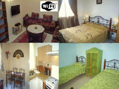 Rent for holidays apartment in Casablanca Mazola , Morocco