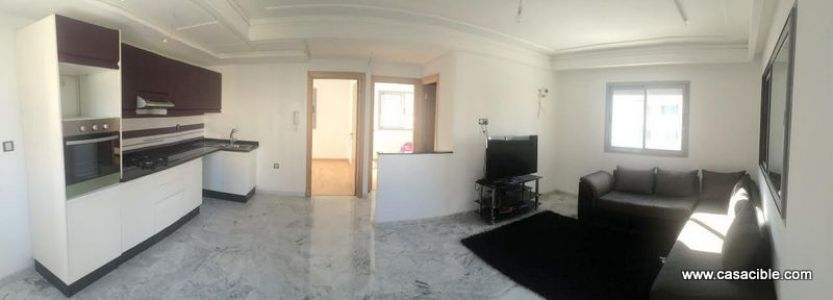 For rent apartment in Casablanca Palmier , Morocco