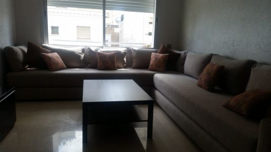 photo annonce For rent Apartment Palmier Casablanca Morrocco