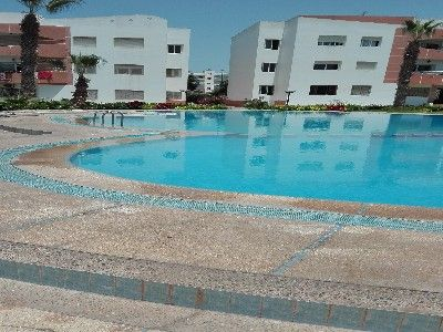 Rent for holidays apartment in Mohammedia La Siesta , Morocco